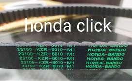 Honda click correa