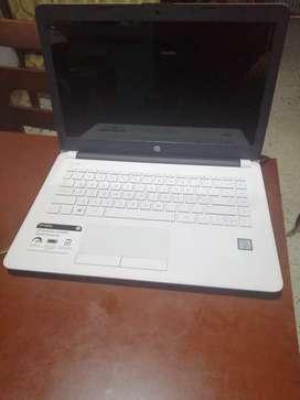 Se vende computador portátil marca Hp nuevo