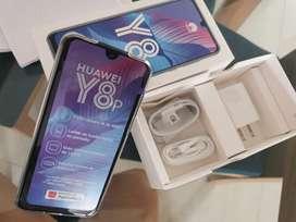 Vendo celular nuevo Huawei Y8P 128gb