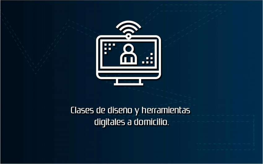 CLASES DE DISEÑO GRÁFICO Online, DIGITAL, DIBUJOS ILUSTRACIONES A DOMICILIO 0
