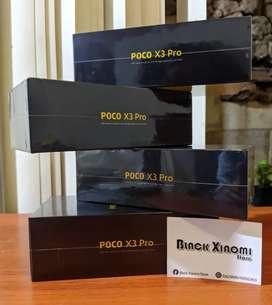 POCO X3 PRO 8/256 NUEVO y SELLADO
