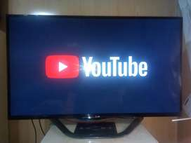 Vendo Tv Lg Smart 3d 42 Pulgadas Buen estado