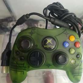 Control Original Xbox Clásico Edición Especial