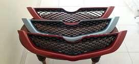 Rejilla de parachoque dl Yaris 2010