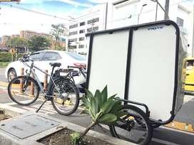 Remolque  Bicicleta eléctrico o Moto