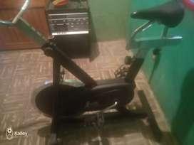 Bicicleta estatica casi nueva