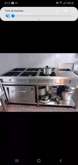 Venta de Cocina Industrial