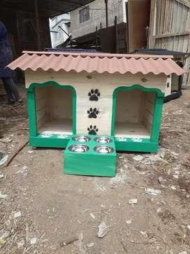 Casas de mascotas