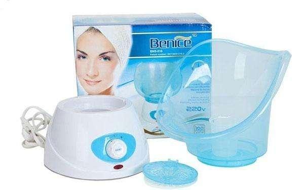 Vaporizador spa  sauna facial Benice