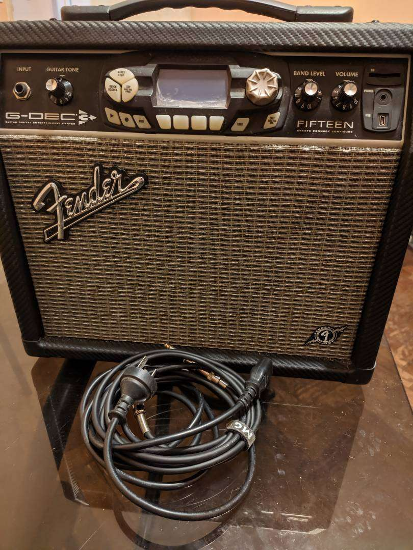 Amplificador Fender 3 G-dec 3 Thirty 0