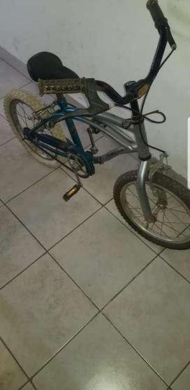 Bicicleta R 16 Tipo  Playera