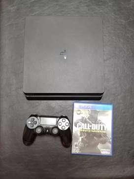 Vendo PlayStation 4 con un mando y dos juego
