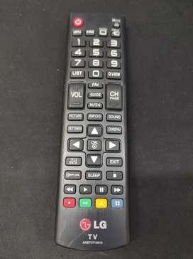 Control Tv LG Original Usado