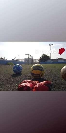 Entrenamiento de Arqueros de fútbol