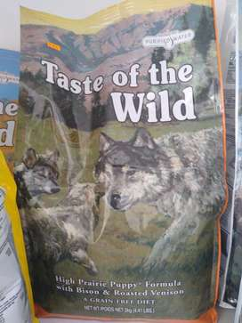 Taste Of The Wild Bisonte Puppy 2kg