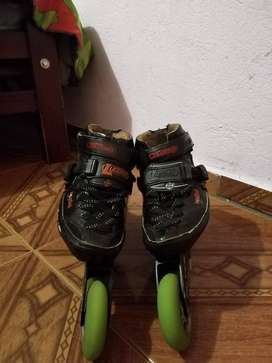 PATINES PROFESIONALES TALLA 36-37.