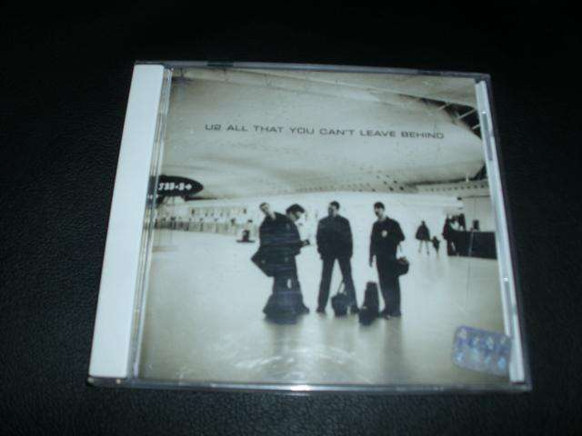 """U2 CD  """" ALL THAT YOU CAN'T LEAVE BEHIND """""""