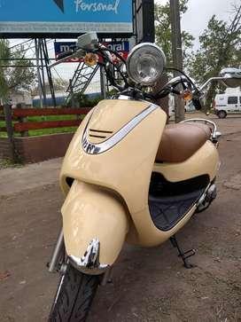 Guerrero andiamo custom 150cc