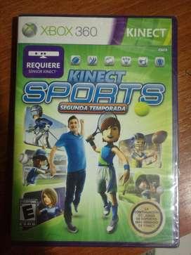 Kinect Sports Segunda Temporada Xbox-360