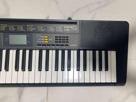 Organeta teclado digital Casio ctk-2500 en perfecto estado y con un sólo uso.