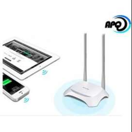 Router With Access Point TP-LINK TL-WA850N-Blanco