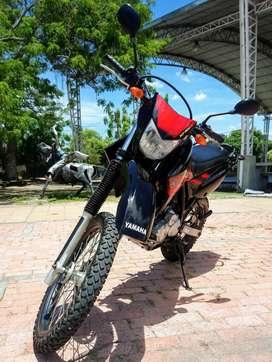 Se vende Yamaha XTZ 250 en excelente estado