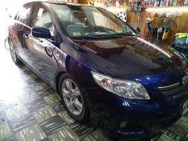 Vendo Corolla 09 gnc