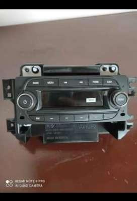 Radio de carro Chevrolet Beat