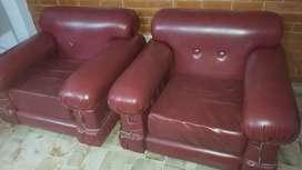 Sofa tres cuerpos