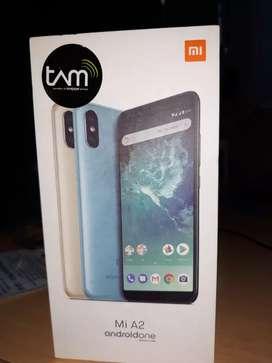 Xiaomi Mi A2 nuevo en caja 0 uso con garantía! Regalado