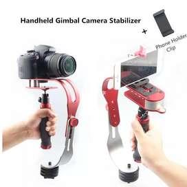Estabilizador De Video Mano Para Cámaras Digitales Y Equipos Móviles