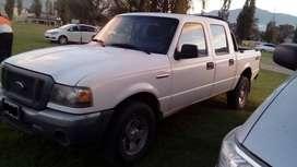 Ford Ranger doble cabina 4x4