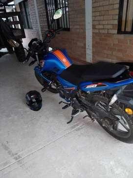 Vendo moto Benelli, 150, modelo 2021,tiene garantía de consecionario 6 meses,cualquier información comunicarse.