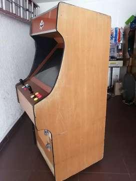 Vendo o alquilo maquinas de video juegos tekino ficher