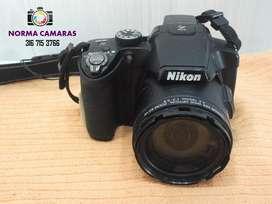 REVISIÓN CÁMARAS NIKON P510