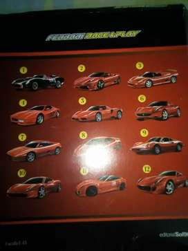 Vendo Revistas Ferrari