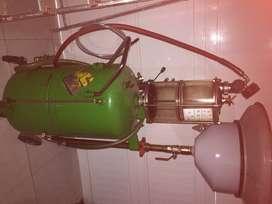 maquina extractora de aceite para carros