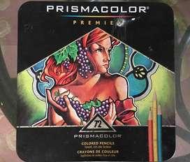 Vendo Lapices Prismacolor Premier X72