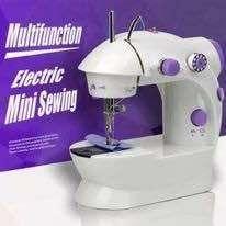 Maquina de coser para arreglos caseros