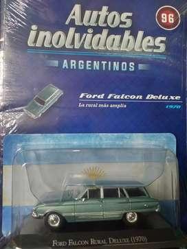 Ford Falcón Rural deluxe autos inolvidables