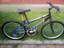 vendo bicicleta rin 24 $180.000