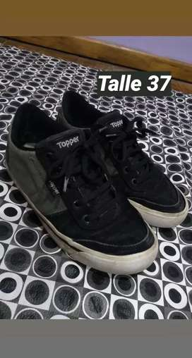 Zapatillas urbanas topper