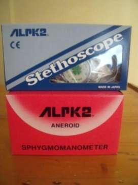 Tensiometro con Estetoscopio - Alpk2 Jpn