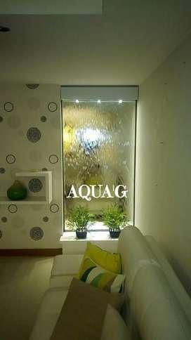 AQUA'G Fuentes de Agua,espejo Agua,muro Lloron