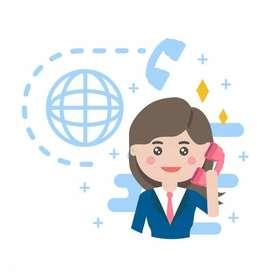 Necesitamos personal femenino-Agente de servicio al cliente