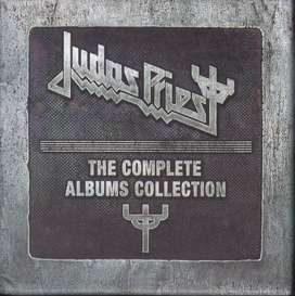 Judas Priest - The Complete Albums Collection (2012)