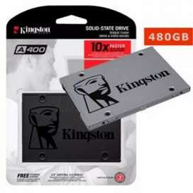 disco solido de 240gb ssd kingstone a400