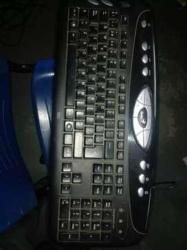 Vendo CPU teclado y mousse e impresora