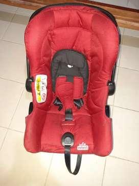 Venta de silla bebe para carro