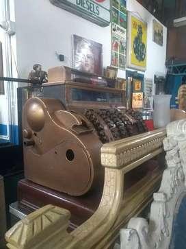 Registradoras antigua de 1900